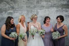 #urbanlightstudios #wedding Jenny and Timm 11.01.13 #seattle #greenwood #weddingparty