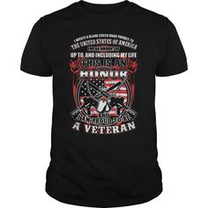 I AM PROUD TO BE A VETERAN T SHIRTS