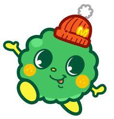 nono1211さんの提案 - 「まりも」のキャラクターデザイン | クラウドソーシング「ランサーズ」 Line Illustration, Character Illustration, Cute Characters, Cartoon Characters, Character Inspiration, Character Design, Fruit Cartoon, Mascot Design, Food Illustrations