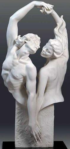 Danza de la pasión - Parian Escultura II