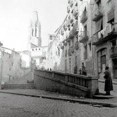 LA BARCELONA D'ABANS, D'AVUI I DE SEMPRE ...!!!: ABANS A CATALUNYA Nº 2. Pujada San Feliu