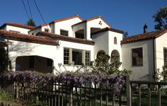 Beautiful home on Monte Vista in Larkspur, Marin County, CA