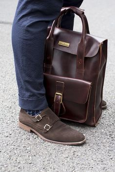 #Mens accessories #leather