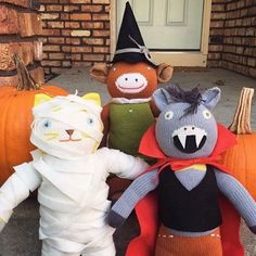 CONTEST ENTRY: Theo, Claire and Albert are in the Halloween Spirit! #blablahalloween15 ( repost @kelschnell ) #halloween #halloweencontest #dressup #blabla #blablakids