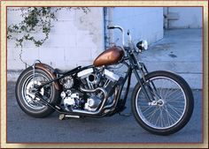 Powerplant choppers. Such an amazing work on these bikes !