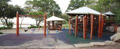 Lower Moora Park in Shorncliffe | Fantastic Seaside Playground - Brisbane Kids