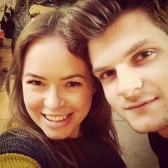 Tanya and jim.. awww