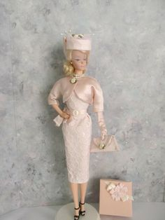 OOAK Handmade Vintage Barbie/Silkstone  Blushing Allover!  by Ann