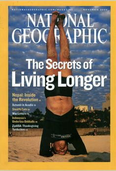 Longevity hot spots have been studied by National Geographic and Akea has used their research to develop the Blueprint for Life program www.wardp.akealife.com