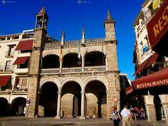 Ver y Conocer Extremadura - Foto - CASA CONSISTORIAL (197922)