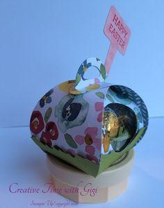 CreativeTimeWithGigi.wordpress.com;  Easter Blog Hop; Stampin Up; Curvy Keepsake Thinly; English Garden DSP;