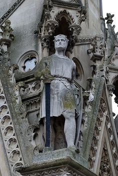 Simon de Montfort, 6th Earl of Leicester led the rebellion against Henry III during the Second Barons' War of 1263–4, and subsequently became de facto ruler of England.