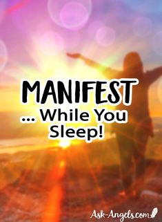 Manifest While You Sleep: Law of Attraction Method That Really Works! Source by loaselfhelp The post Manifest While You Sleep: Law of Attraction Method That Really Works! appeared first on Cherise on Attraction. Law Of Attraction Meditation, Law Of Attraction Love, Manifestation Law Of Attraction, Law Of Attraction Affirmations, Manifestation Meditation, Spiritual Meditation, Spiritual Enlightenment, Manifesting Money, Mind Tricks