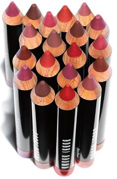 Doubles as a lipstick and lip liner
