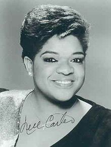 Jan 23 - 2003 – Nell Carter, American singer and actress (b. 1948)
