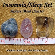 Insomnia / Sleep Set