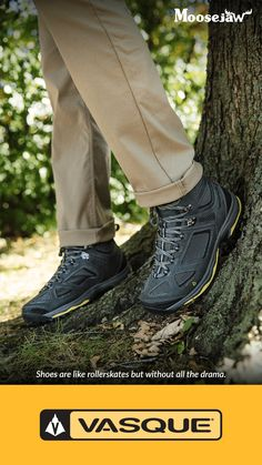 Mens Vasque shoes to step up your shoe game. Check them out.