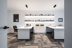 Office lighting fixtures needed? has the best lighting design for offices. Office Lighting, Cool Lighting, Lighting Ideas, Lighting Design, Light Architecture, Offices, Ceiling Lights, Interior Design, Decoration