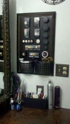 Organizar maquillaje!!