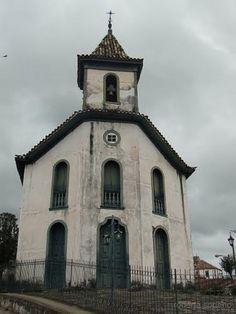 Caeté, MG - Brasil Igreja São Francisco de Assis