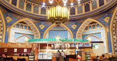 エキゾチック!ドバイにある「世界一美しいスタバ」が極上空間すぎる…! - Find Travel
