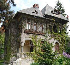 Casa perioada interbelica Piatra Neamt