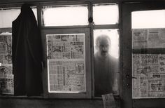 From the cycle: Det lånte lys (The borrowed light), 1995 © Krass Clement (Danish photographer) Still Photography, Street Photography, Borrowed Light, Documentary Photographers, Through The Window, Film Director, Photo Book, Documentaries, Oversized Mirror