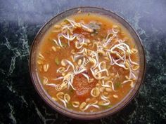 Fenugreek Sprouts Soup - Methi Sprouts Soup   Simple Indian Recipes