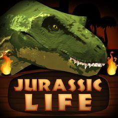 Download Jurassic Life: Tyrannosaurus Rex Dinosaur Simulator for Mac Free #MacDownloads
