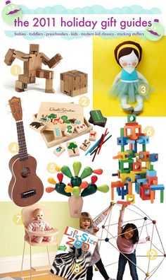 Best Toys and Gifts for Preschool Kids