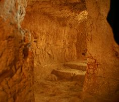 dungeon where christ was held overnight | The Death of Jesus, Part 3: Initial Torment and Trial before Caiaphas ...