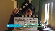 Hilo De Sangre Azul, Nueva Producción Del Canal RCN - Critica Novela Tv