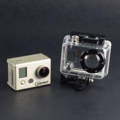 GoPro HD Hero Sports Action Waterproof Camcorder 1080p 5MP 1st Gen