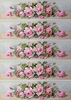 1 million+ Stunning Free Images to Use Anywhere Vintage Labels, Vintage Cards, Vintage Paper, Vintage Images, Vintage Pink, Decoupage Vintage, Art Floral, Vintage Rosen, Deco Rose