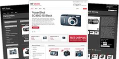 WordPress Online Store WordPress Theme