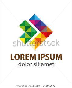 Fast Forward Logo - stock vector