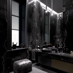 Ultimate Guide On Different Interior Design Styles - Modern Interior Design Bathroom Interior Design, Modern Interior Design, Modern Decor, Design Rustique, Dream Bathrooms, Luxury Bathrooms, Bathrooms Online, Dark Bathrooms, Home And Deco