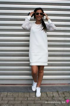 adidas superstars with dress - Google Search