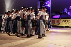 Expect plenty of dancing at the German Alps Festival at Hunter Mountain. PHOTO BY MATT PETTRICONE