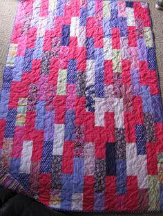 Quilt for Julie front side