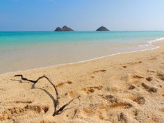 Lanikai Beach in Oahu, Hawaii. Photo submitted by Amy Nye.