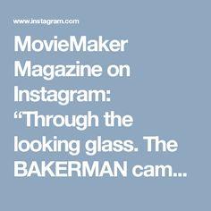 "MovieMaker Magazine on Instagram: ""Through the looking glass. The BAKERMAN camera crew readies an indoor/outdoor shot #bakerman #cinematography #camera #DavidNoelBourke #indiefilm #bts #murdermystery #indiefilmmaking #nordicnoir #gear #window"""