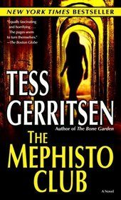 Tess Gerritsen.Have read all her books but this one is my favorite. Scarey!