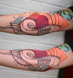 26 Tattoos All Science Nerds Will Appreciate