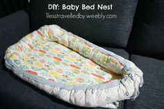 http://1lesstravelledby.weebly.com/projects/diy-baby-bed-nest-dockatot