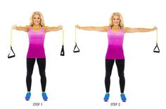 Resistance Band Pull Aparts ALL