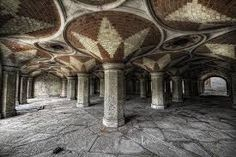 A subway which runs underneath Crystal Palace Parade in South London. It's a lovely piece of Victorian architecture.
