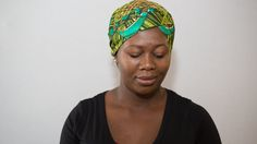 Surgical caps, scarves for cancer/chemo patients, Artisan head wraps for women, African fabric, fair trade, ethical fashion #ethicalheadwraps #fairtradeheadwrps