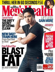 Men's Health Philippines October 2015 edition - Read the digital edition by Magzter on your iPad, iPhone, Android, Tablet Devices, Windows 8, PC, Mac and the Web.