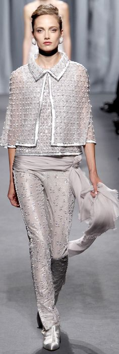 Chanel ● SPRING 2011 COUTURE